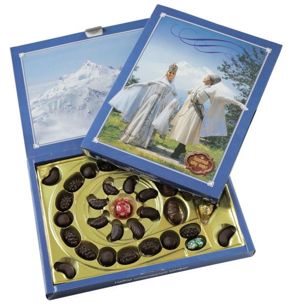 Набор конфет Кавказский танец