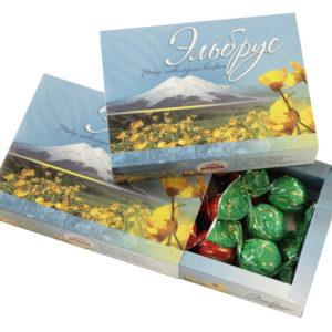 Набор конфет Эльбрус (маленький)