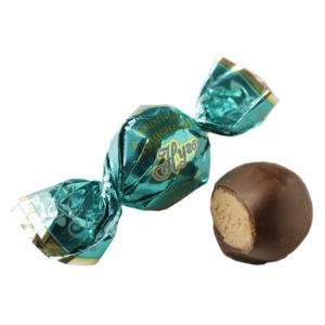 Nougat based candies