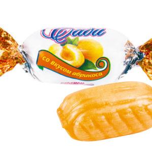 Саби со вкусом абрикоса