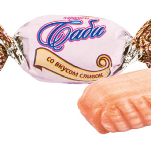 Саби со вкусом воздушных сливок