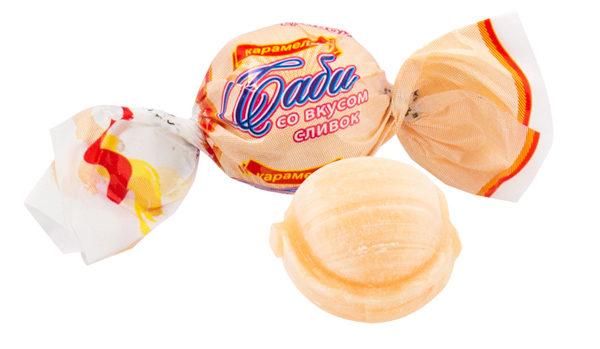 Саби со вкусом сливок (шарик)