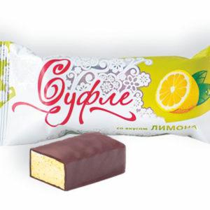 Суфле со вкусом лимона